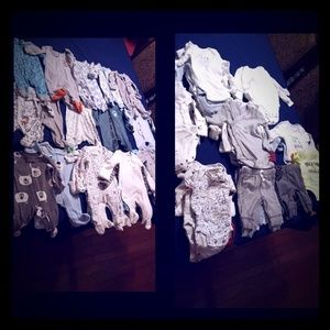 BABY (CARTERS) CLOTHES